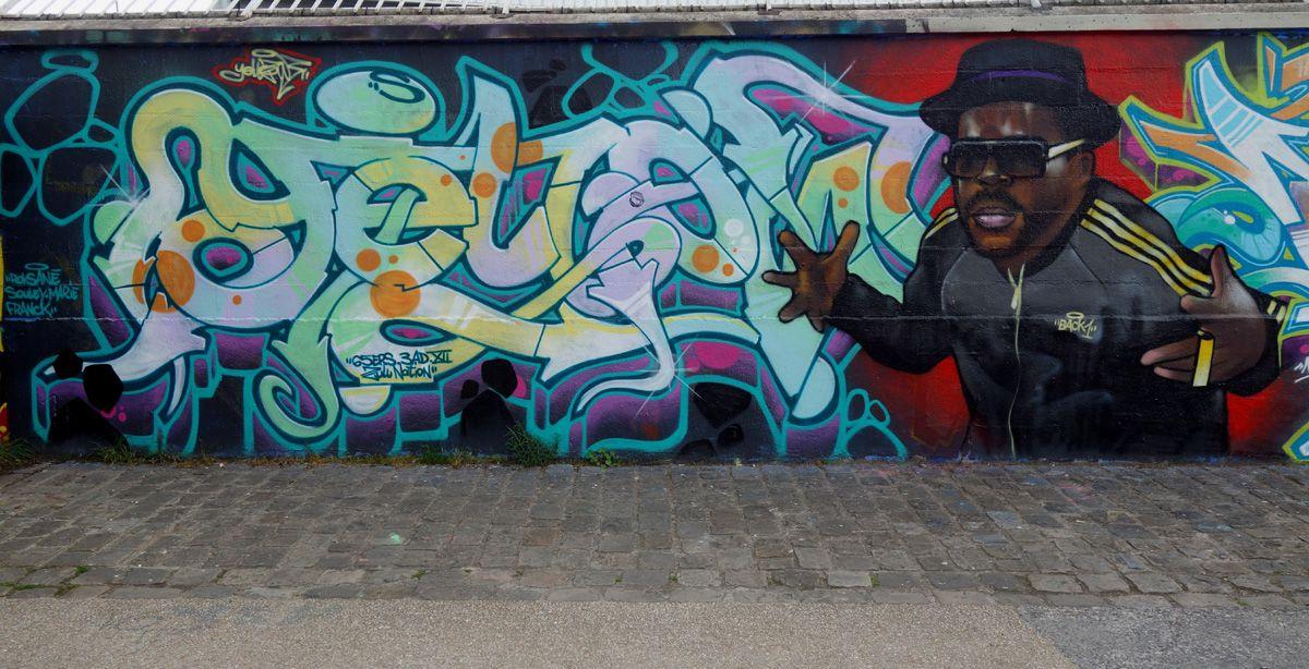 Album - Graffitis Dept 93 Tom 059