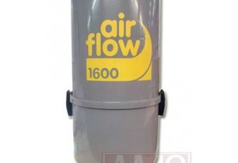 AirFlow 1600w ou 300 M2 max Aspirateur centralisé