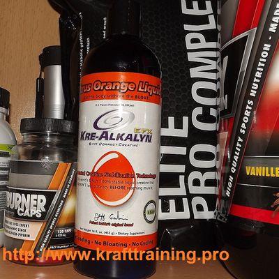 EFX All American; Kre-Alkalyn Liquid ; Flüssiges Kreatin Creatin