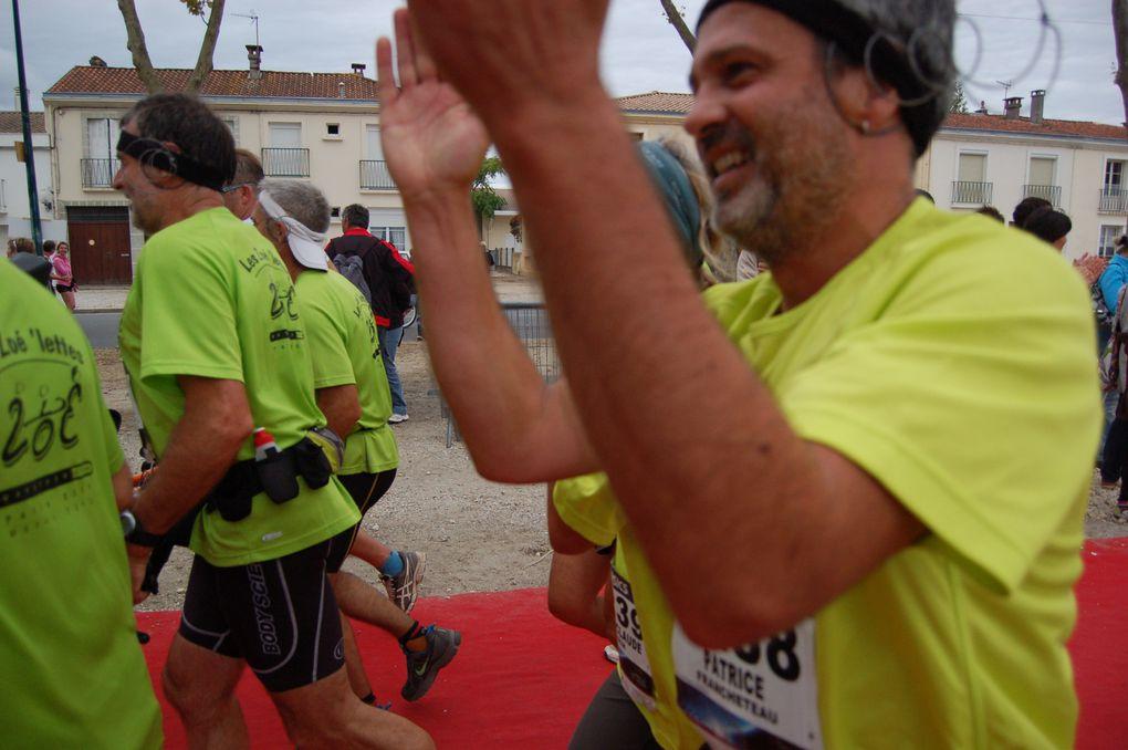 Marathon du Médoc 2013