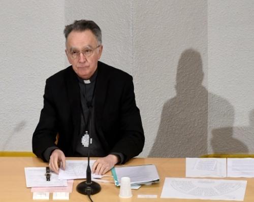 """Mgr Pontier célèbre """"l'esprit de solidarité"""""""