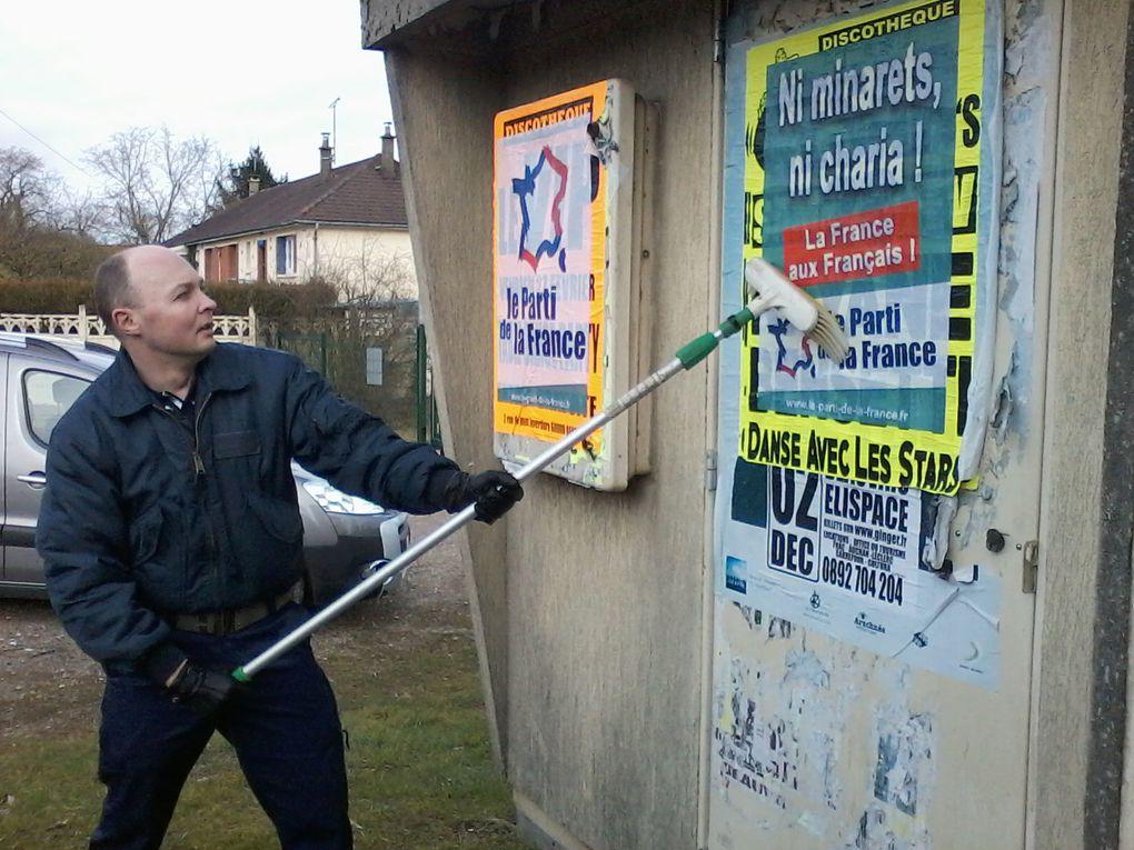 En collage sur le canton de Beauvais 2