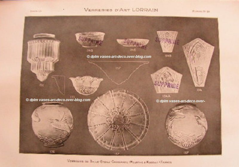 Cataloque Lorrain Nancy Croismare