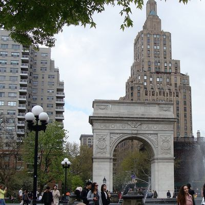 21 avril: Greenwich Village et Hudson Park