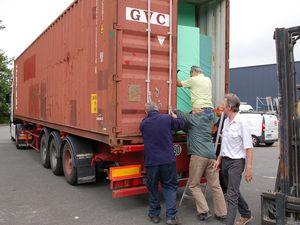 De Saint-Nazaire pour Ngambé-Tikar au CAMEROUN