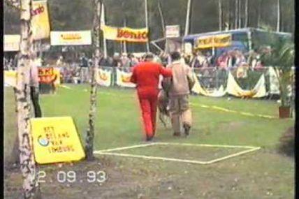 NVBK History. 1993