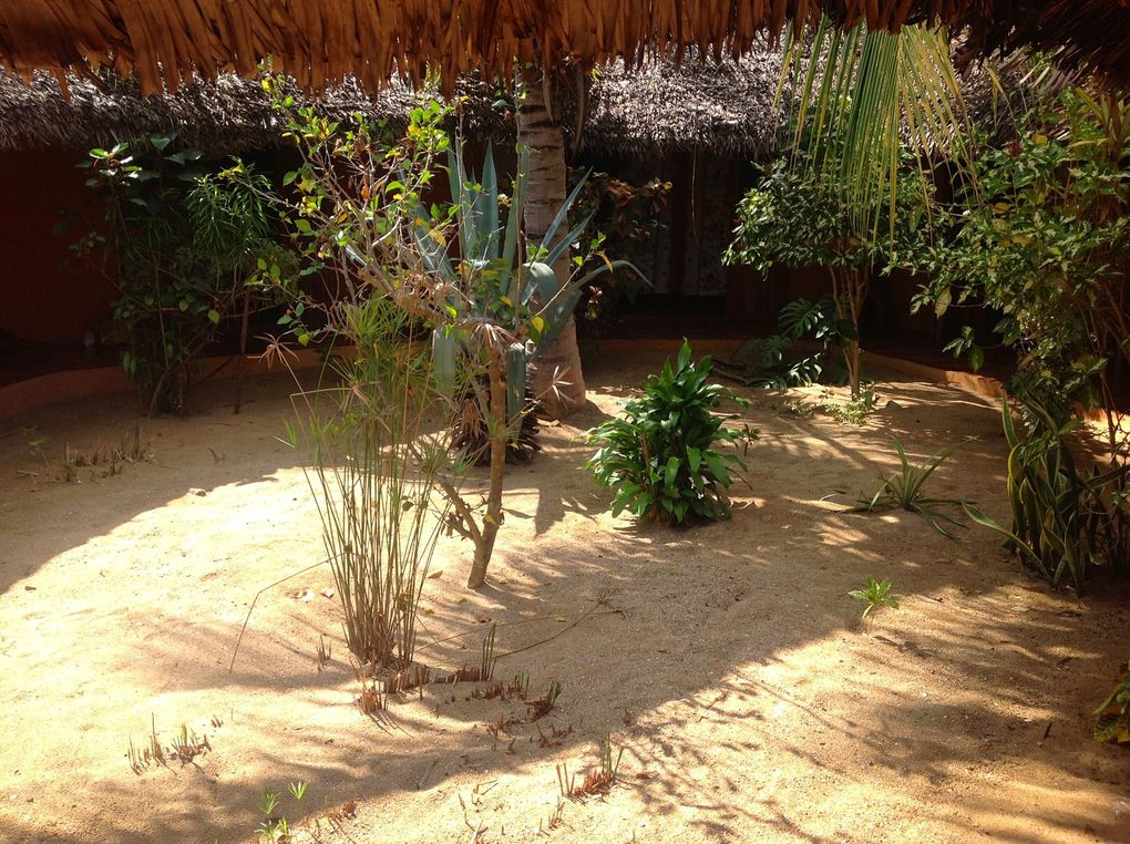 Villa familiale à louer Nosy Komba