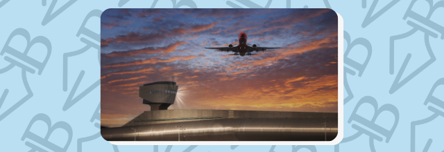 Air traffic control to send text instructions to pilots in real-time to deliver a safer airspace