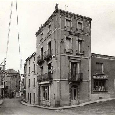 Sainte Florine dans les années 1950-60