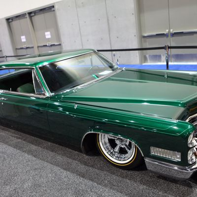 Classic Cars at San Diego Auto Show 2009 170650 20090103