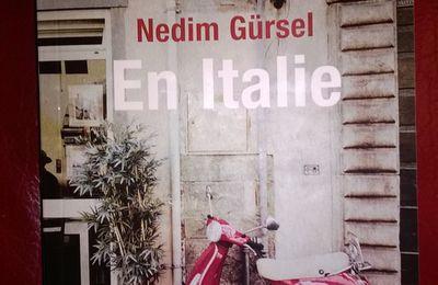 Récit de voyage : En Italie, aux éditions Empreinte Temps présent. Séance de dédicace à l'Ecume des Pages le Jeudi 28 septembre 2017, 18H00