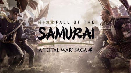 [ACTUALITE] TOTAL WAR - Fall of the Samurai rejoint la famille Total War SAGA