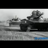 Amphibious Light Tank PT-76 ( Object 740 ) - ПТ 76 ( Объект 740 )