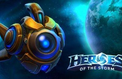 Découvrez EDN-OS, Nouveau hérosde Heroes of the Storm et sa M.A.J