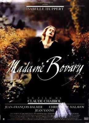Madame Bovary de Claude Chabrol