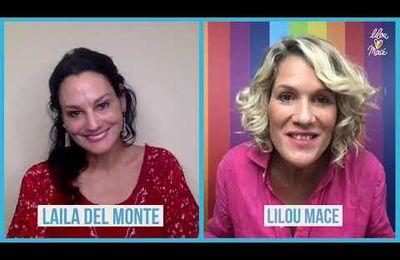 Laila del Monte et les révélations d'êtres de lumière