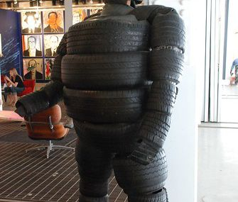 Bib en pneus