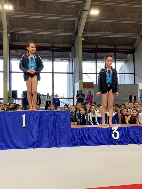 Beau week-end pour le CMOV Gym Danse Trampoline - Photos : © CMOV Gym Danse Trampoline
