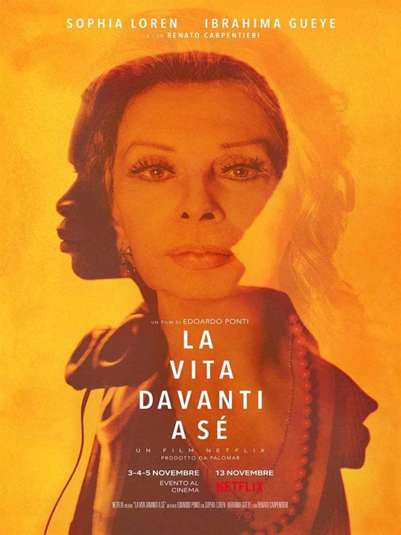 La vie devant soi (BANDE-ANNONCE) avec Sophia Loren, Abril Zamora, Renato Carpentieri sur Netflix le 13 novembre 2020