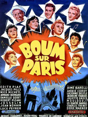 Boum sur Paris de Maurice de Canonge