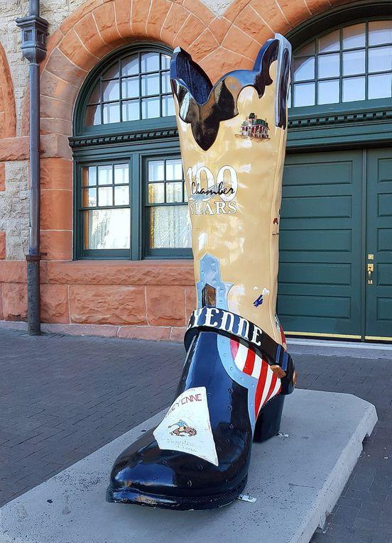 Diaporama Les Big Boots de Cheyenne