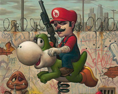 Mario Bros is has-been