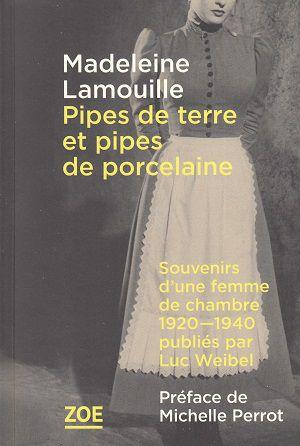 Pipes de terre et pipes de porcelaine, de Madeleine Lamouille