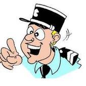 Humour Gendarme: Education routière - Doc de Haguenau
