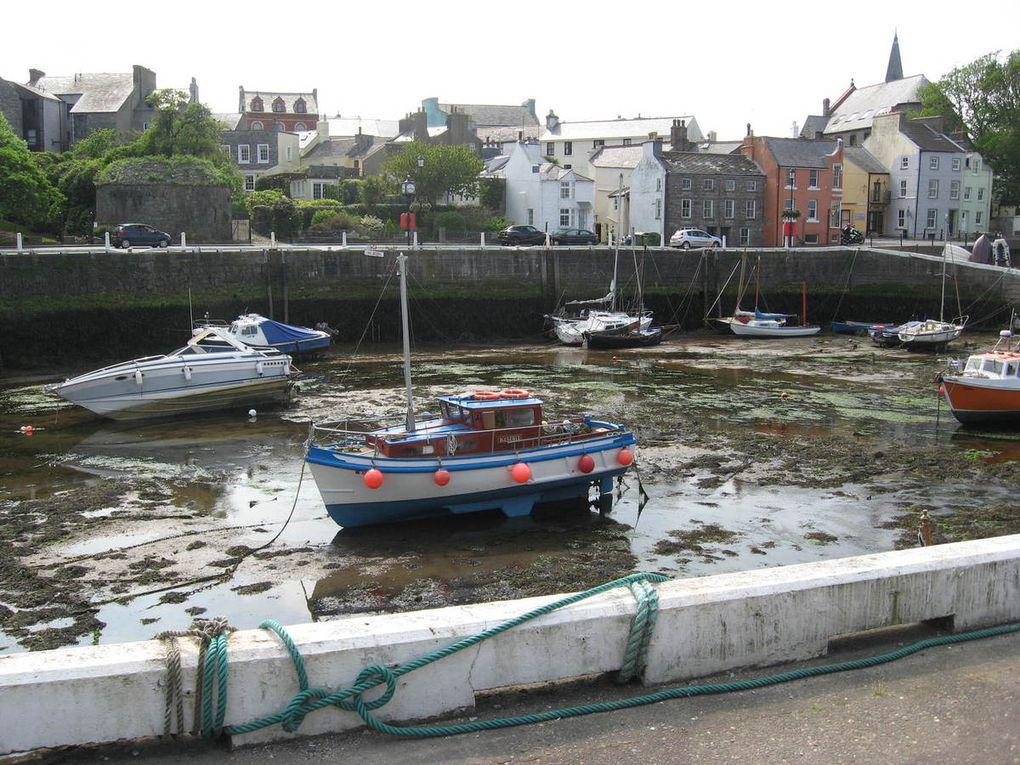 Douglas, Fairy Bridge, Billown, Castletown, Port Erin, Cregneash et Calf Sound