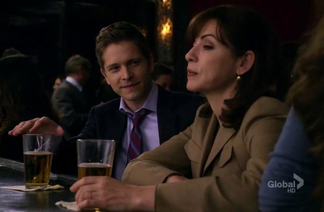 Critiques Séries : The Good Wife. Saison 3. Episode 21.