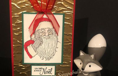 Un joli Père Noël