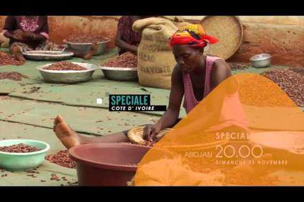 Spéciale Côte d'Ivoire - Dimanche 3 novembre 20H - Ubiznews