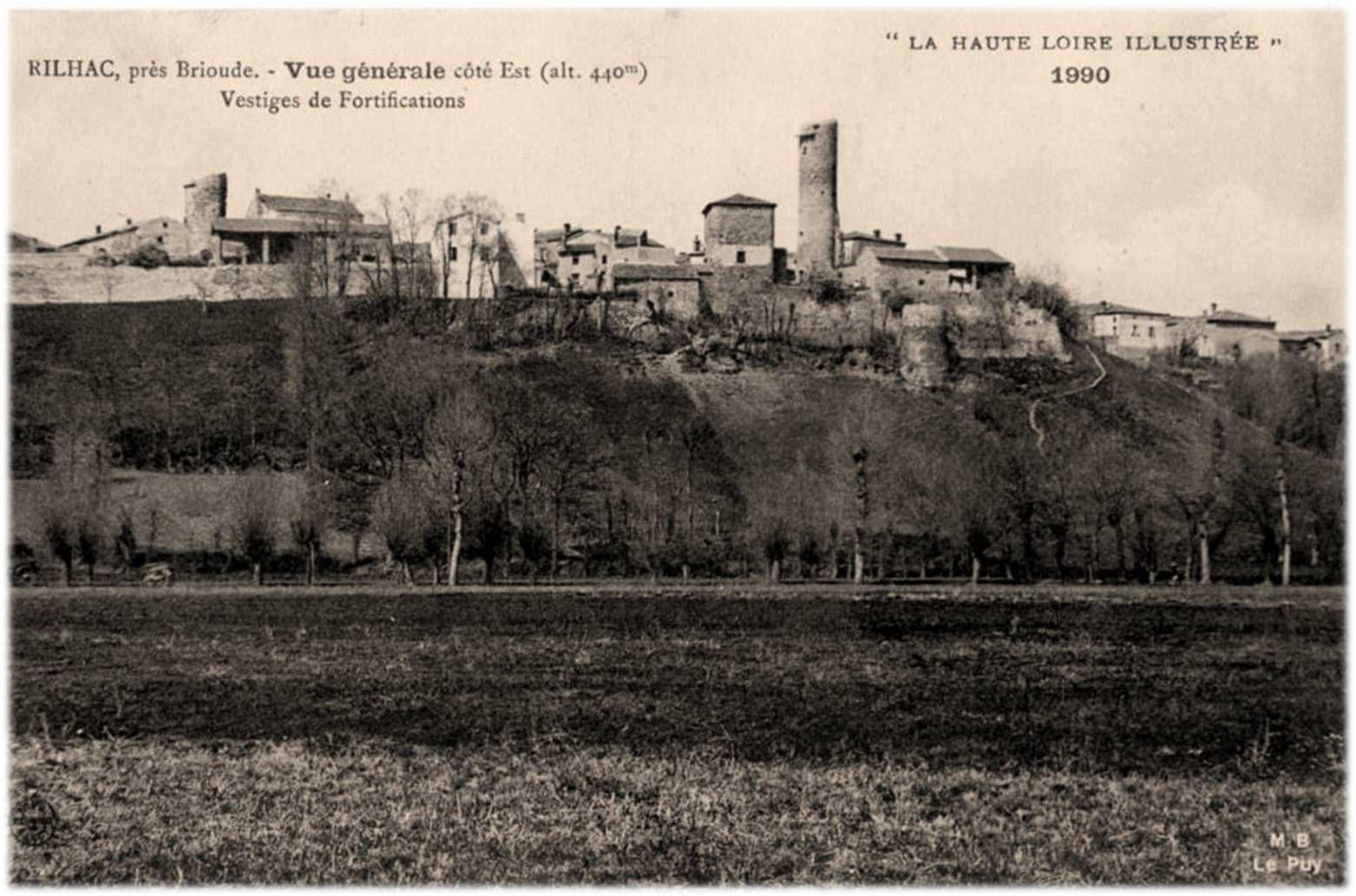 Le Hameau de Rilhac