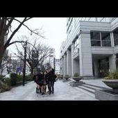 Video of a Man Walking Backwards through Tokyo... Played in Reverse - TOKYO REVERSE - EXTRACTS #01