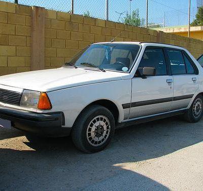 PRUEBA: Renault 18 GTX