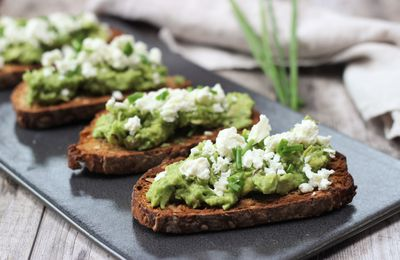 AVOCADO TOASTS