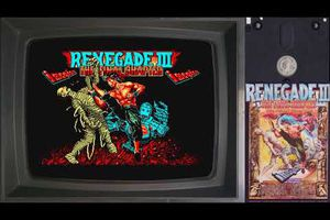 {Amstrad CPC} Renegade 3: The Final Chapter - Full Soundtrack