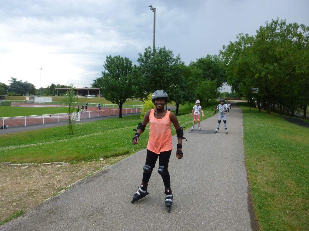 Le cycle 3 au Parc du Tremblay  (avec vidéo)