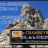 COL de la STROPPIA , Col du VALLONET retour à FOUILLOUSE - fin du périple