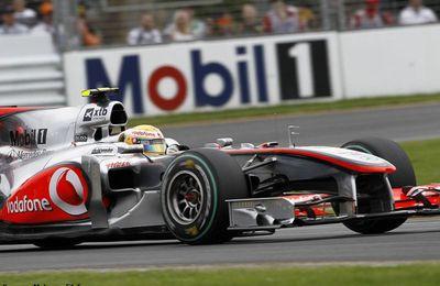 ExxonMobil continue avec McLaren