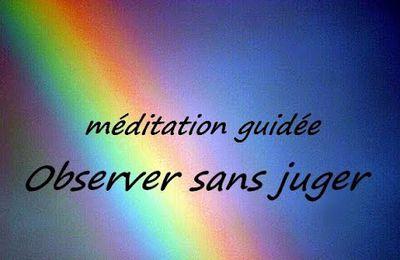 Observer les humains - GLET63 - Méditation guidée - 23min - 04-16
