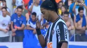 Sa Majesté Ronaldinho