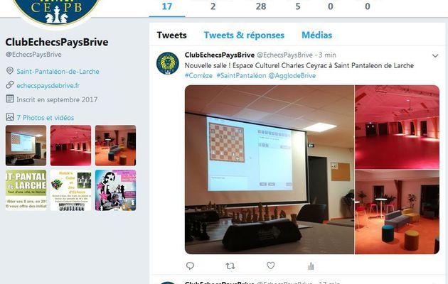 Suivez l'actualité Tweet du ClubEchecsPaysBrive @EchecsPaysBrive