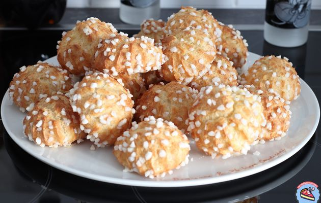 Chouquettes traditionnelles