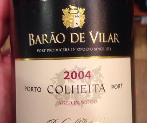 Porto, Barao de Vilar, Colheita 1947, mis en bouteille en 2014