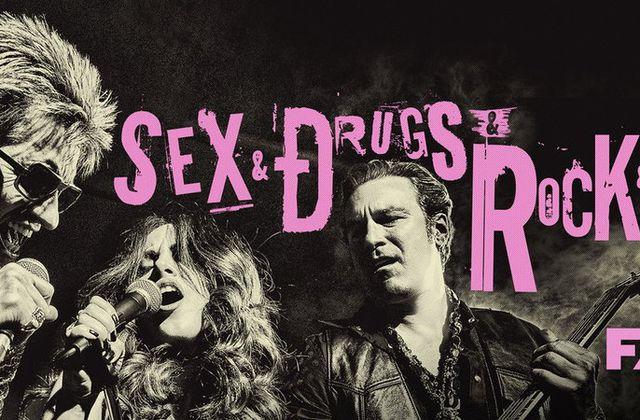 Critiques Séries : Sex&Drugs&Rock&Roll. Saison 1. BILAN.