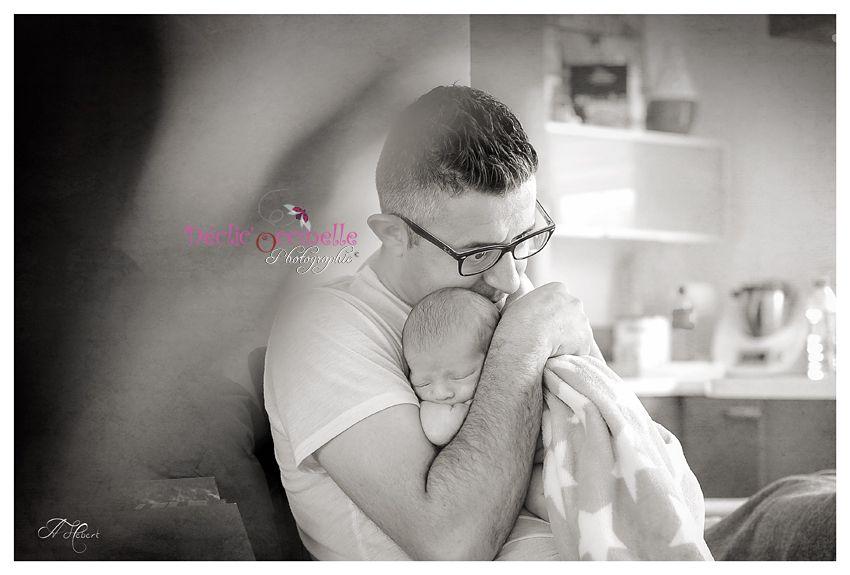 photographe nouveaux-nés à Castres Hôpital du Pays d'Autan