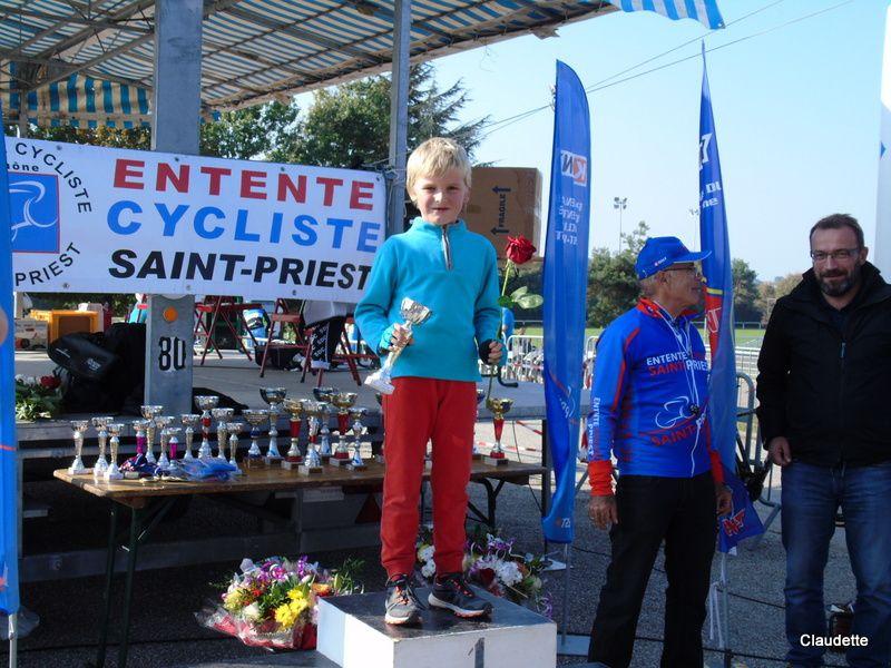 Diaporama - Podiums et récompenses des catégories jeunes