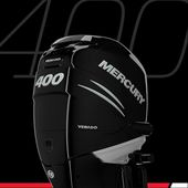 MIBS 2019 - Mercury Marine launches the all-new 400hp Verado outboard engine - Yachting Art Magazine