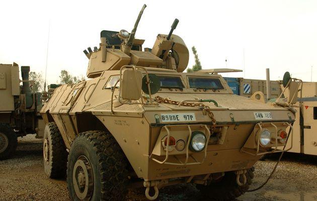 Textron marine M1117